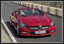 Mercedes SLK, la publicité vidéo