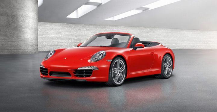 nouvelle porsche 911 cabriolet 2012 images et vid os. Black Bedroom Furniture Sets. Home Design Ideas