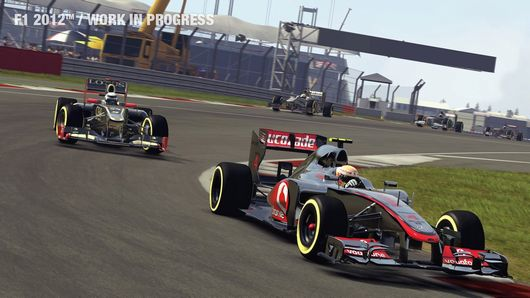 F1 2012 Codemasters