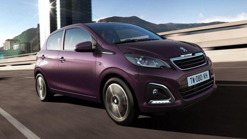 Peugeot La Petite Citadine Bientôt à Lessai - Citadine 5 portes
