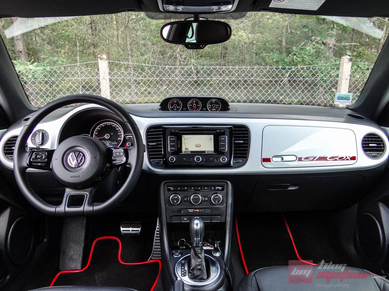 coccinelle volkswagen 2014 interieur