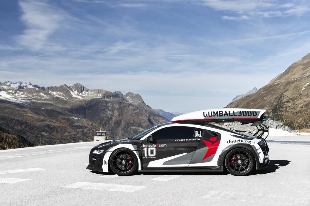 Jon Olsson Nous Pr 233 Sente Son Audi Rs6 Bodybuild 233 E De 1000 Ch