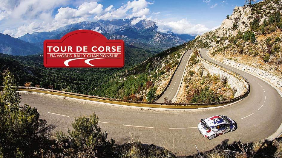 Rallye de Corse : Sébastien Ogier creuse l'écart sur Thierry Neuville samedi matin