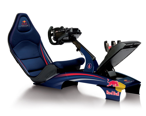 Playseat F1 Red Bull, le baquet haut de gamme