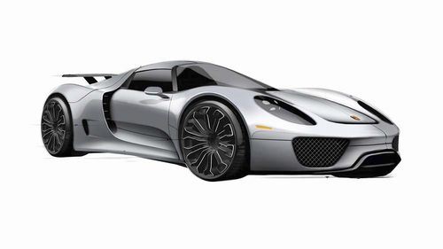 Porsche 918 Spyder, déjà sold out !
