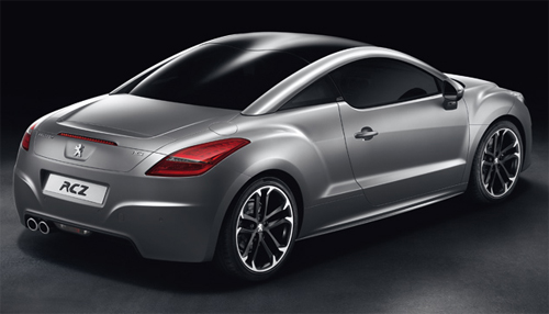 peugeot rcz asphalt mat les images les prix. Black Bedroom Furniture Sets. Home Design Ideas