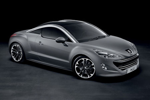 peugeot rcz asphalt mat. Black Bedroom Furniture Sets. Home Design Ideas