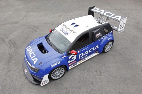 Dacia Duster No Limit Pikes Peak
