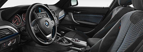 bmw s rie 1 le pack sport m en images. Black Bedroom Furniture Sets. Home Design Ideas
