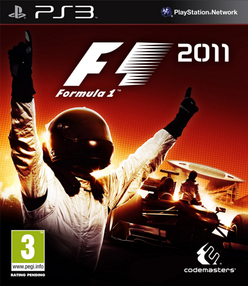 F1 2011 Playstation 3