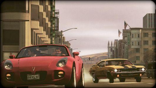 Test Driver San Francisco sur Playstation 3
