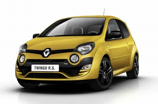 renault twingo 2011 la version rs en images. Black Bedroom Furniture Sets. Home Design Ideas