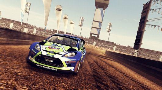 Test WRC 2, le jeu de rallye officiel