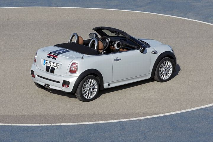 mini cooper roadster d tails images et prix. Black Bedroom Furniture Sets. Home Design Ideas