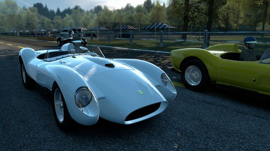 Test Drive : Ferrari Racing Legends en test