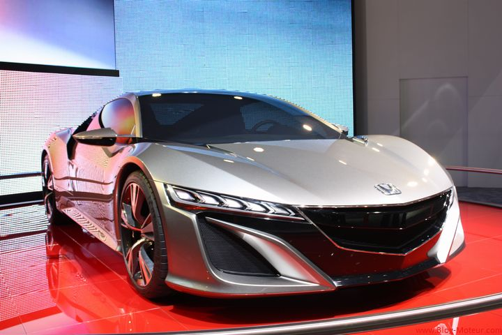 gen ve 2012 honda nsx concept nos photos. Black Bedroom Furniture Sets. Home Design Ideas