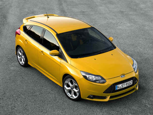 nouvelle ford focus st 2012 les images et les d tails. Black Bedroom Furniture Sets. Home Design Ideas