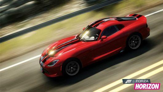 Test Forza Horizon, la liberté automobile sur Xbox 360
