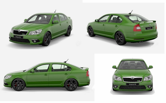 la nouvelle skoda octavia rs edition en images. Black Bedroom Furniture Sets. Home Design Ideas