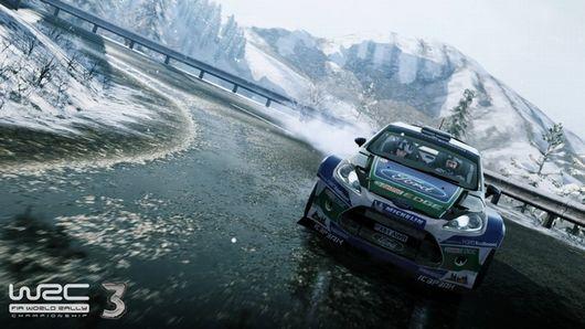 Test WRC 3 Xbox 360, (toujours) bien mais pas top ?