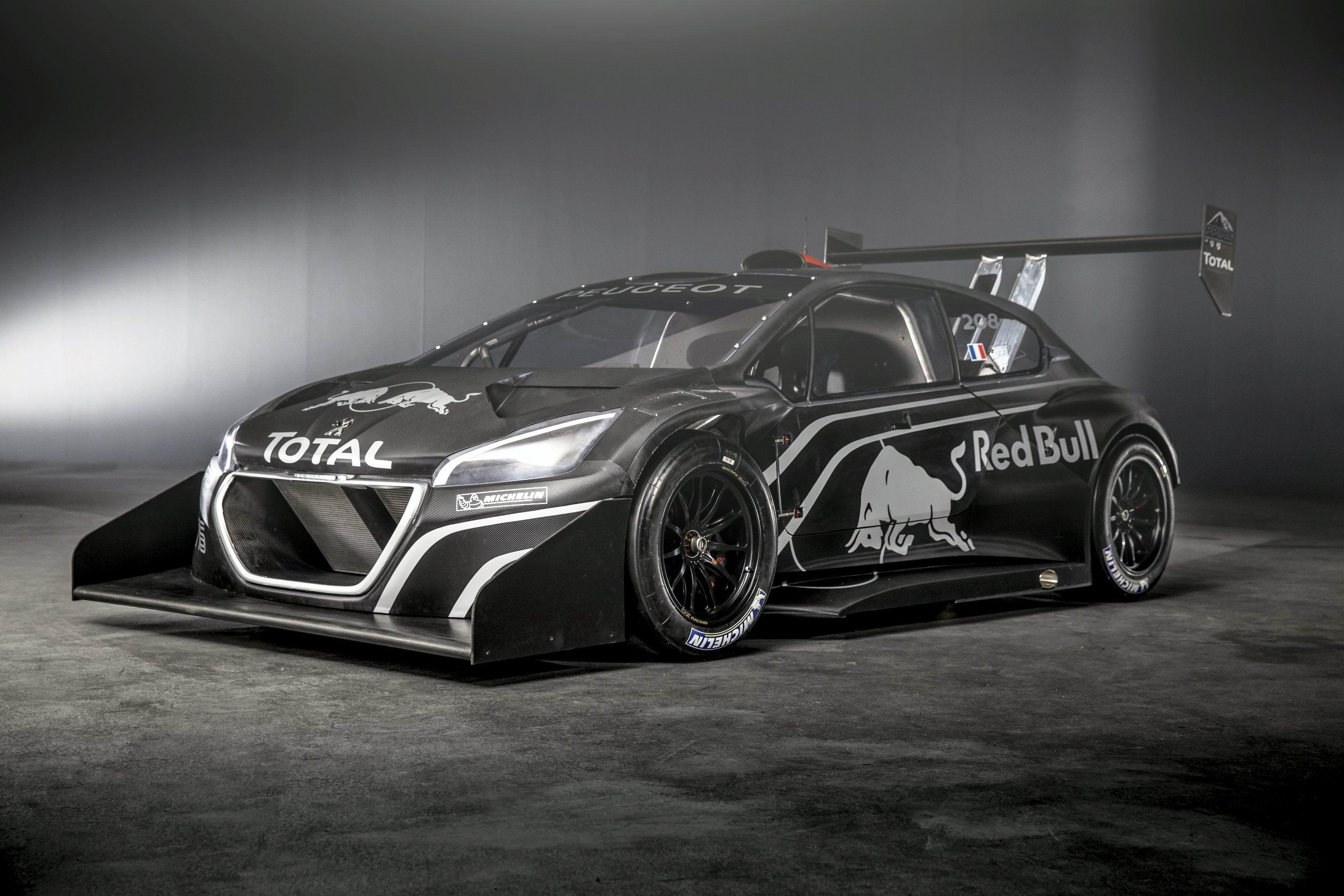 peugeot 208 t16 pikes peak. Black Bedroom Furniture Sets. Home Design Ideas