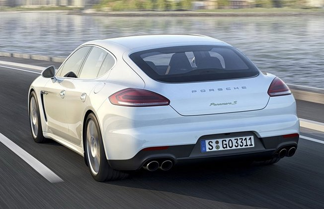 Porsche Electrise Sa Panamera S E Hybrid