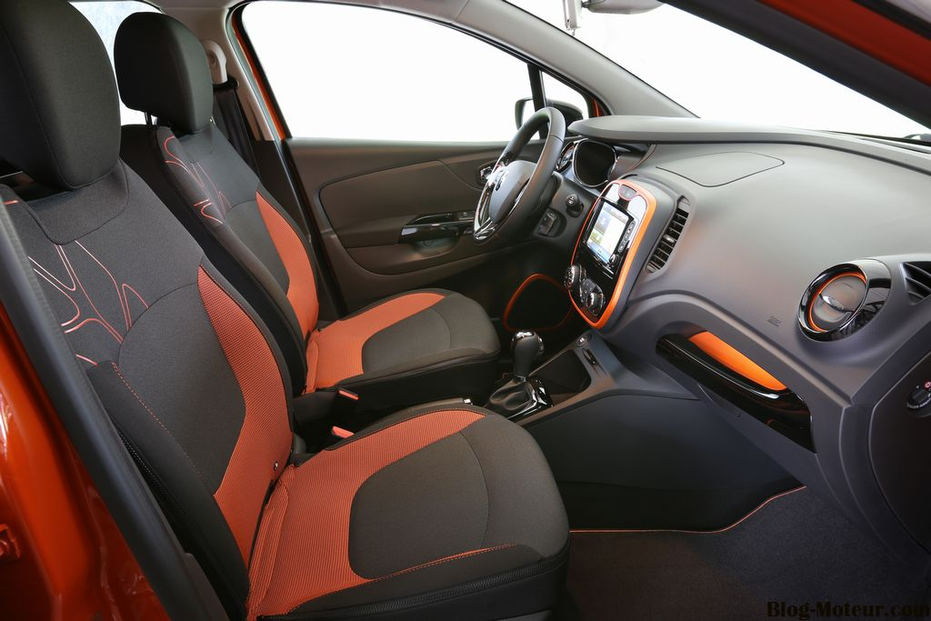 le renault captur l 39 preuve du test. Black Bedroom Furniture Sets. Home Design Ideas