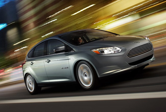 Ford Focus Electric, disponible en septembre en Europe