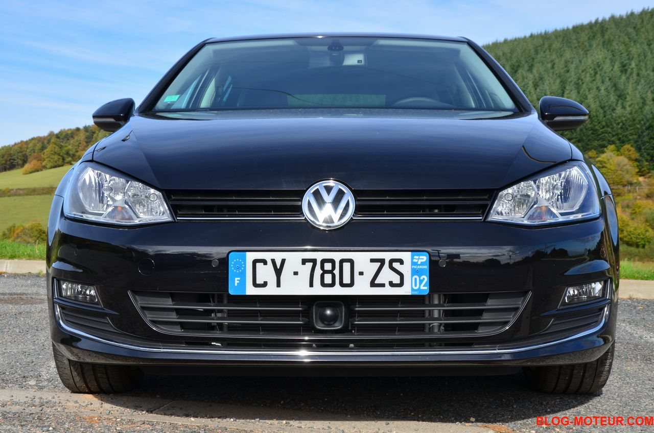 volkswagen golf7 essais golf 7 2 0 tdi 1 blog moteur. Black Bedroom Furniture Sets. Home Design Ideas