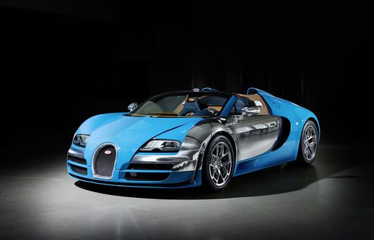 Bugatti Veyron Hyper