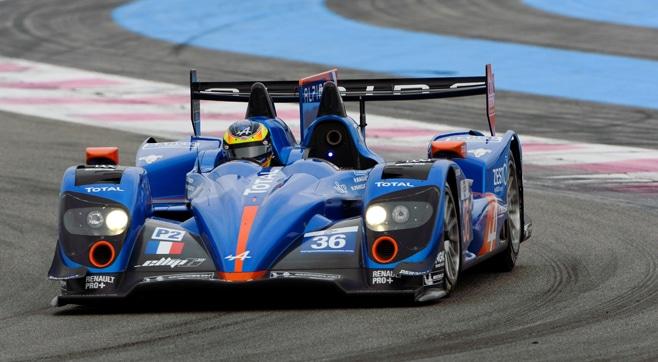 Alpine prêt à en découdre en European Le Mans Series