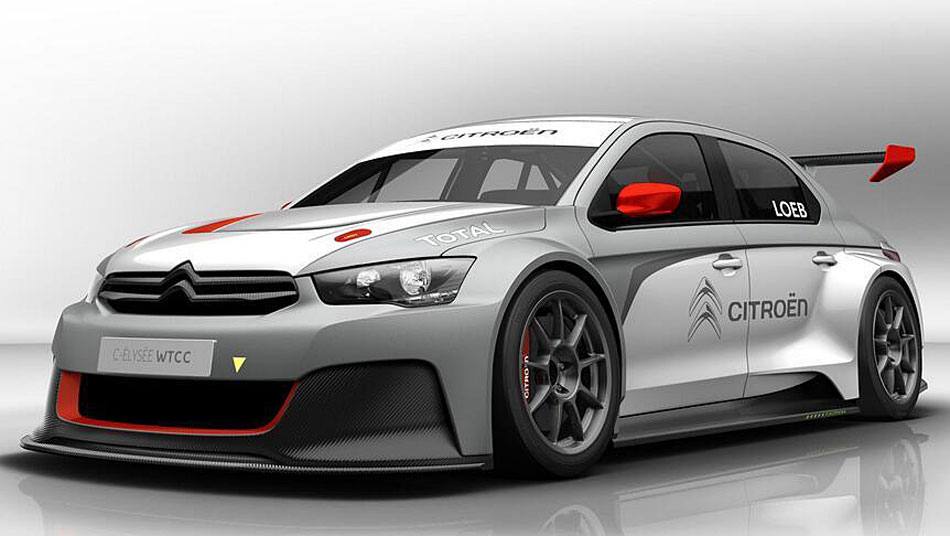 Citroën Racing : le projet M43 WTCC en détails