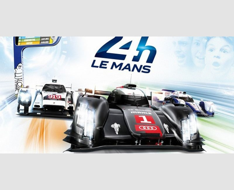 24h du mans audi toyota porsche de la pluie et des crashs. Black Bedroom Furniture Sets. Home Design Ideas