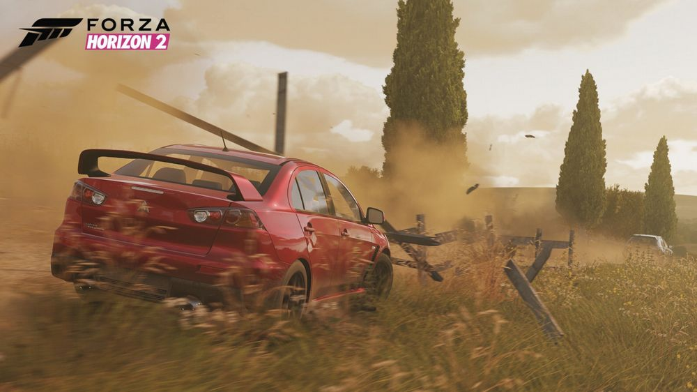 Forza Horizon 2 gameplay
