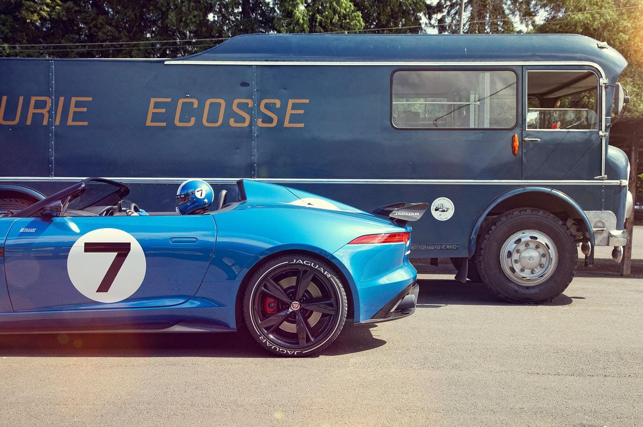 Jaguar F Type Project 7 2013 1 Blog Moteur