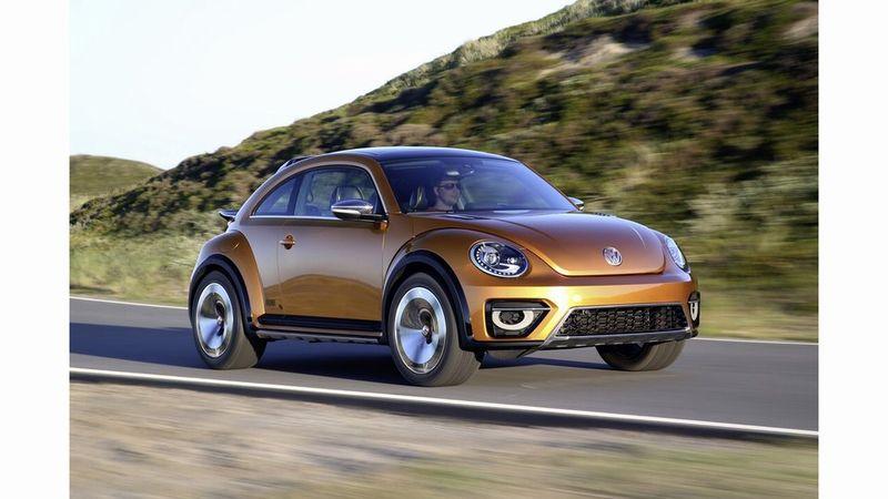 VW Coccinelle Dune Concept