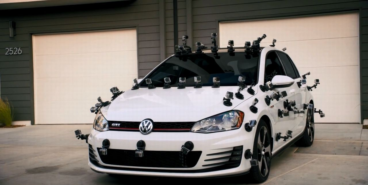 volkswagen golf gti une voiture achet e une gopro offerte. Black Bedroom Furniture Sets. Home Design Ideas