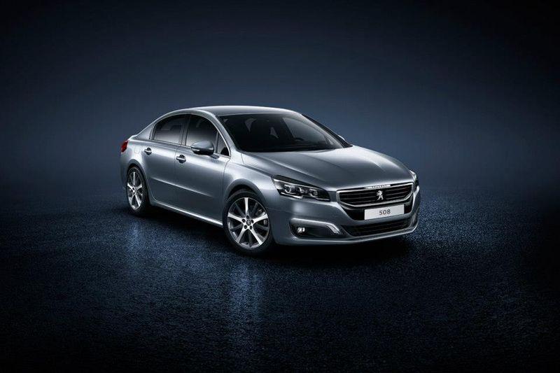Nouvelle Peugeot 508 2014