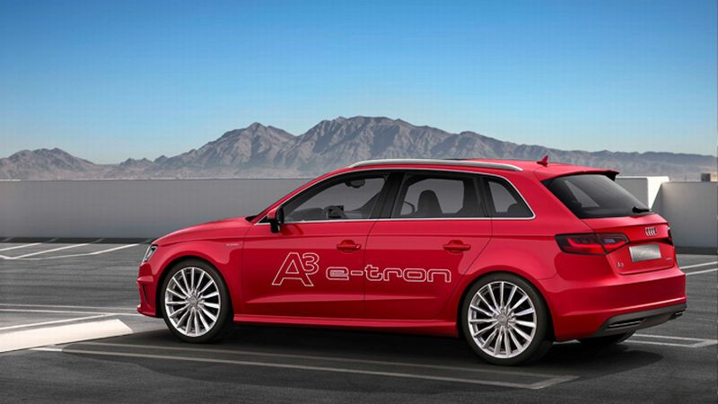 audi a3 sportback e tron des prix partir de 38 900 euros. Black Bedroom Furniture Sets. Home Design Ideas