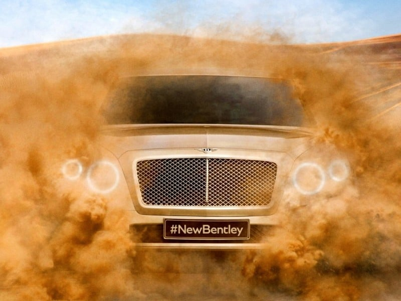 Bentley_SUV
