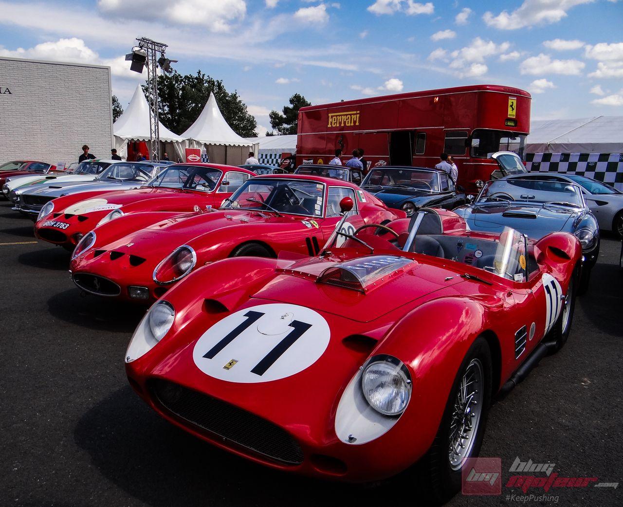 Retour en photos sur Le Mans Classic, avec Abel Auto