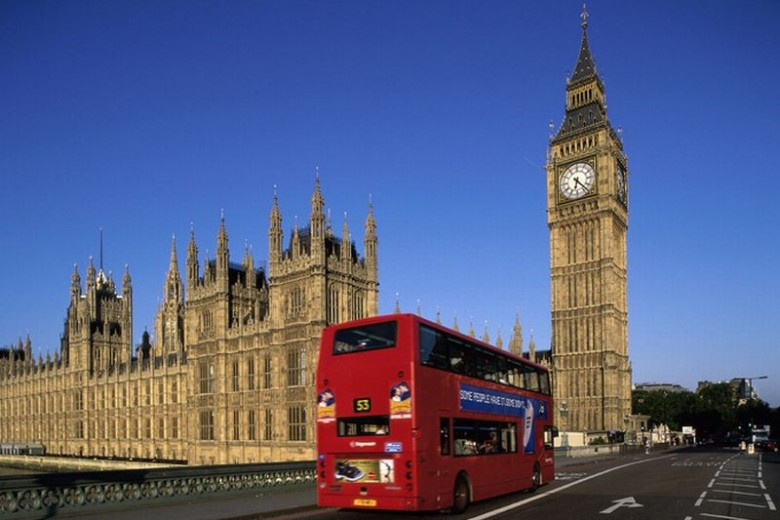 Londres Bus Rouge