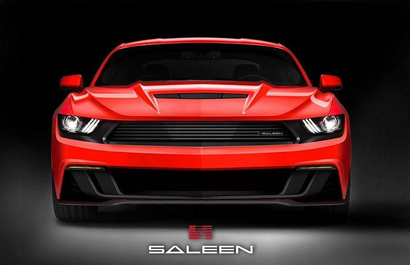 La nouvelle Saleen S302 Mustang