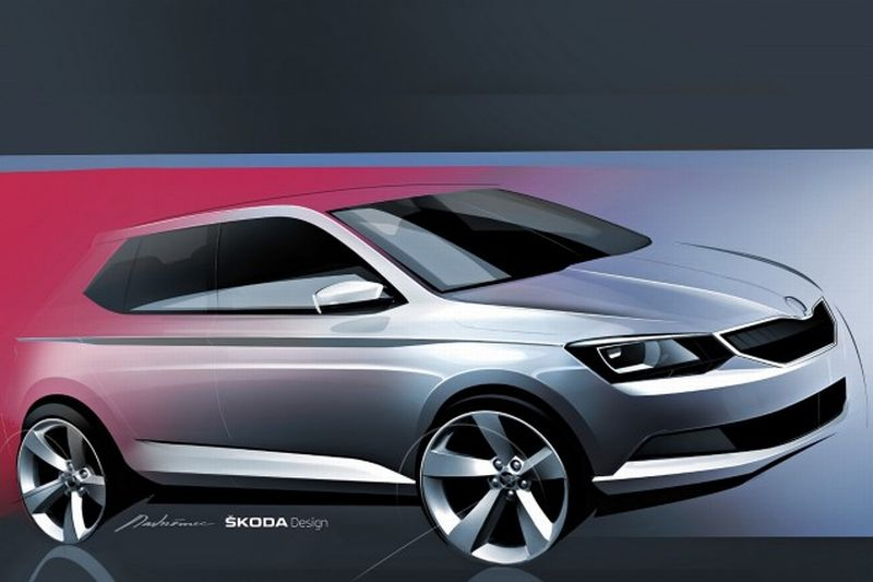 nouvelle skoda fabia 2014 un coup d 39 oeil sur les moteurs. Black Bedroom Furniture Sets. Home Design Ideas