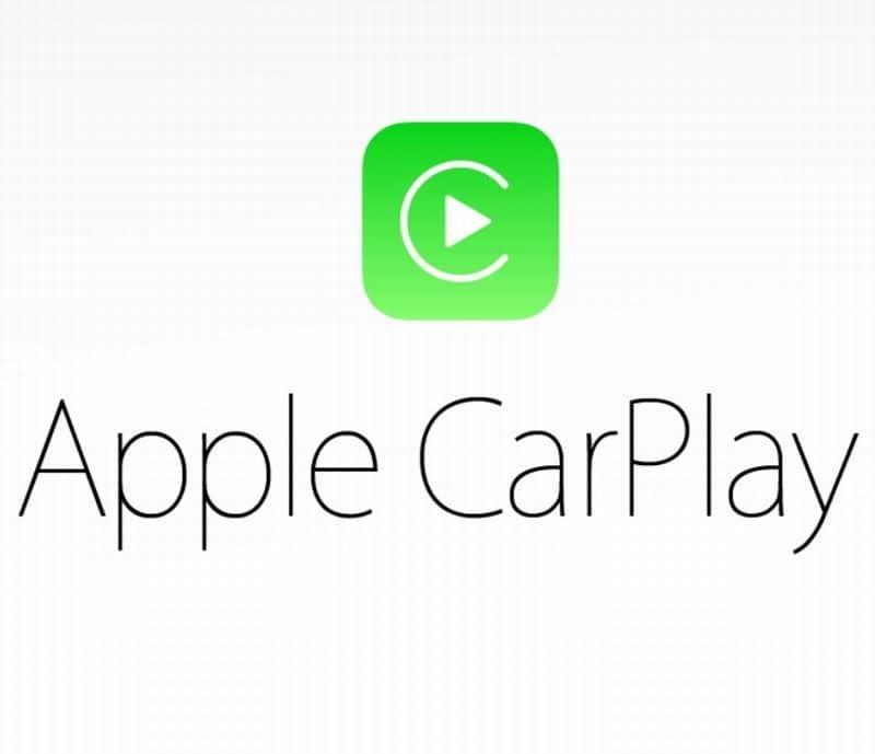 Logo Apple CarPlay