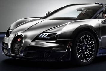 une veyron l gende ettore bugatti 2 35 millions d 39 euros. Black Bedroom Furniture Sets. Home Design Ideas