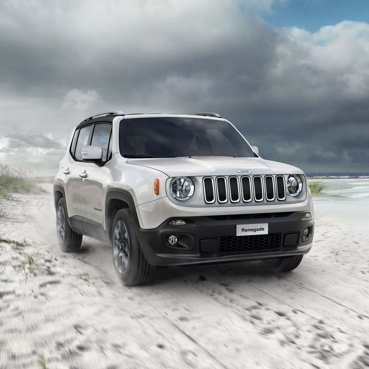 le nouveau jeep renegade 2014 partir de 18 950 euros. Black Bedroom Furniture Sets. Home Design Ideas