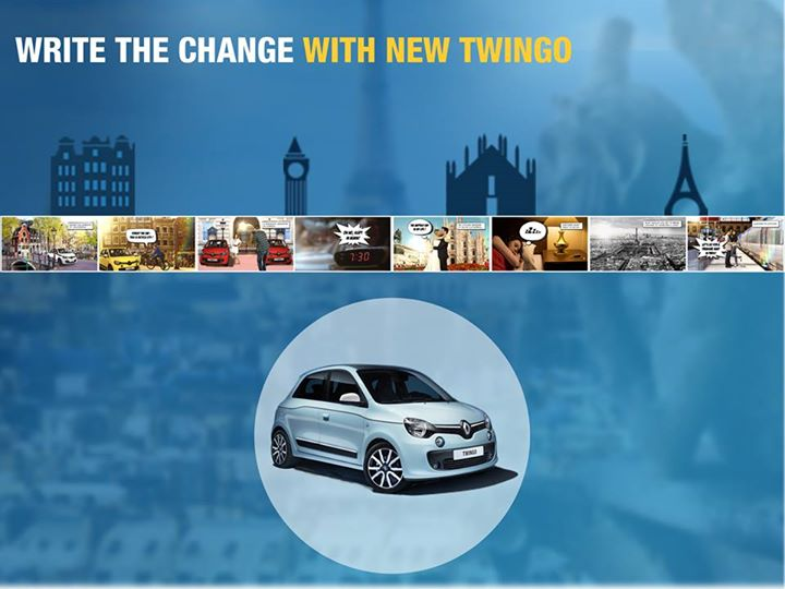 renault twingo un jeu concours facebook write the change. Black Bedroom Furniture Sets. Home Design Ideas