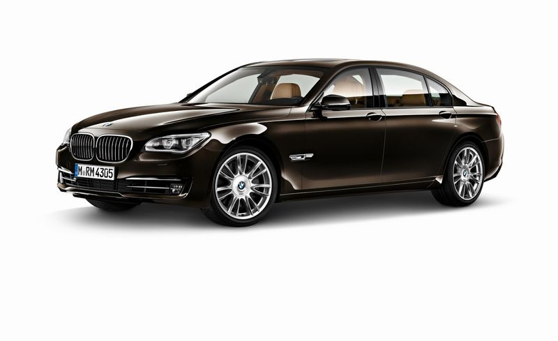 BMW Serie 7 Edition Individual