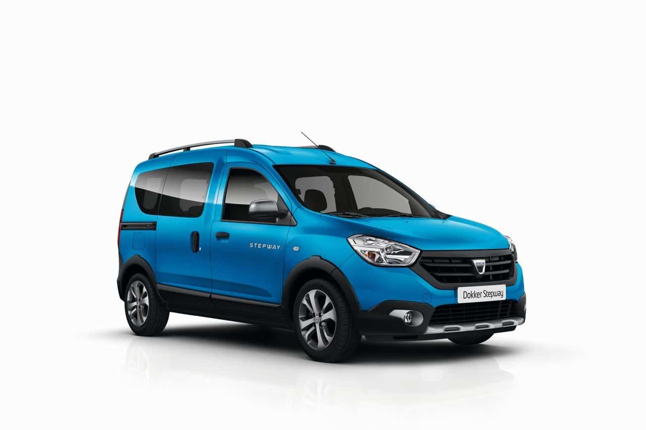 Les prix des nouveaux Dacia Lodgy et Dokker Stepway